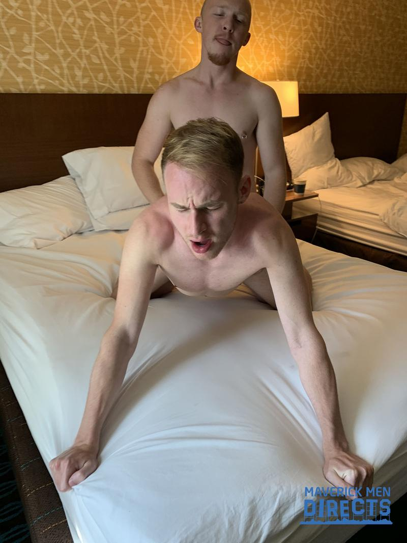 Maverick Men Directs sexy young blonde dude finger fucked then anal blasted 10 image gay porn - Maverick Men Directs sexy young blonde dude finger fucked then anal blasted