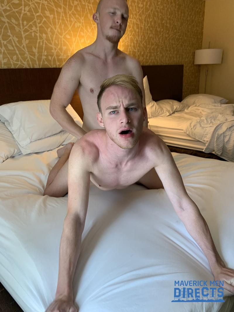 Maverick Men Directs sexy young blonde dude finger fucked then anal blasted 12 image gay porn - Maverick Men Directs sexy young blonde dude finger fucked then anal blasted