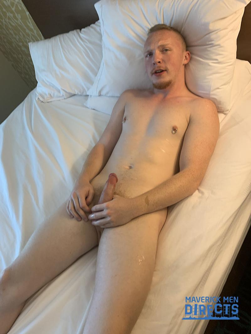 Maverick Men Directs sexy young blonde dude finger fucked then anal blasted 8 image gay porn - Maverick Men Directs sexy young blonde dude finger fucked then anal blasted