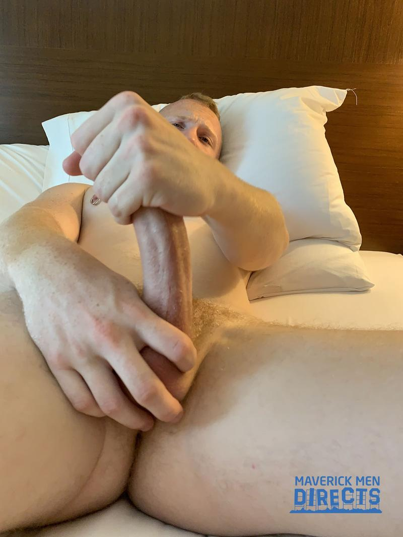 Maverick Men Directs sexy young blonde dude finger fucked then anal blasted 9 image gay porn - Maverick Men Directs sexy young blonde dude finger fucked then anal blasted
