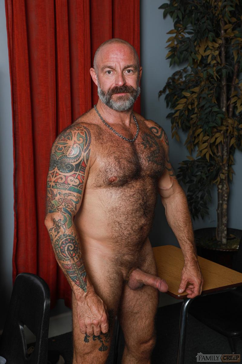 Sexy young stud Adrian Rose thick cock bareback fucking older dude Musclebear Montreal Pride Studios 0 image gay porn - Sexy young stud Adrian Rose's thick cock bareback fucking older dude Musclebear Montreal at Pride Studios